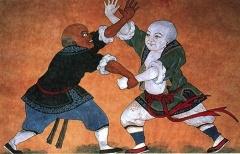 Tai Chi Chuan ou Shaolin Chuan